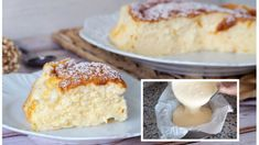 Vanilla Cake, Sweet Recipes, Deserts, Food And Drink, Gluten Free, Pudding, Pie, Basket, Cake