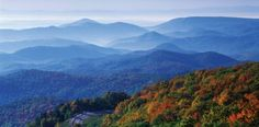 blue ridge mountains | Promoting the Physical, Spiritual, and Emotional Health of Burke ...