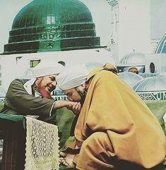 Habib Umar bin Hafidz dan Habib Ali Aljufri