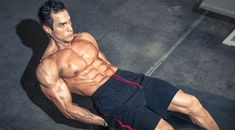 Work these novel midsection moves into your program to sculpt a better six-pack.