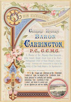 Carrington presentation album Vol 4 - a | See BibliOdyssey f… | Flickr