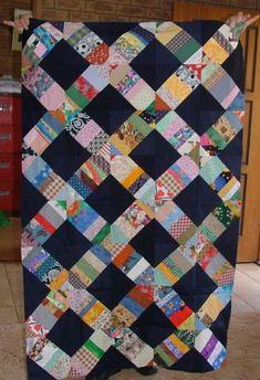 17 best ideas about Crumb Quilt on Pinterest   Scrap quilt ...