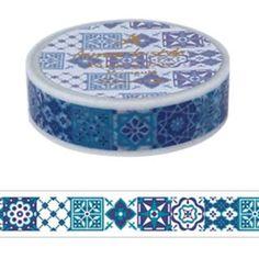 Washi Tape - Morocco Pattern