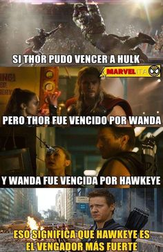Read from the story Memes de Marvel by MssMarvel (Ana) with reads. Marvel Jokes, Avengers Memes, Marvel Funny, Marvel Dc Comics, Marvel Heroes, Marvel Avengers, New Memes, Funny Memes, Tandem