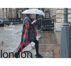 런던 스트리트 룩!  London Street Look!