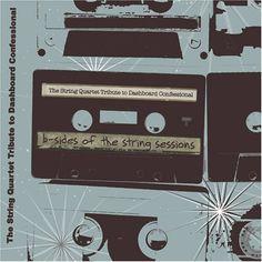 Tribute to Dashboard Confessional String Quart Tribute to Dashboard Confessional Album Cover Cover Art, Cd Cover, Album Covers, Dashboard Confessional, String Quartet, Emo, Rock, Skirt, Emo Style