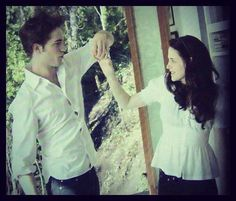 'Twilight' Behind the Scenes.