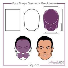 Bilderesultat for Square Face men