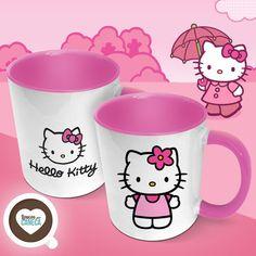 Hello Kitty - Loucos por canecas