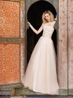 stephanie allin bridal 2013 amber wedding dress