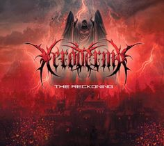 THRASHDEATHGERA: Xeroderma - The Reckoning (2015) | Technical Death...