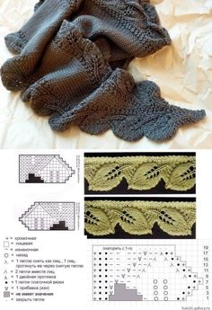 Lace Knitting Stitches, Knitting Machine Patterns, Lace Knitting Patterns, Crochet Basket Pattern, Knitting Charts, Creative Knitting, Knit Dishcloth, Knit Mittens, Knit Vest