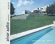 Alvar Aalto, architect. [Volume 20], Maison Louis Carré 1956-63 / [editors: Esa Laaksonen, Ásdis Ólafsdóttir ; translations: Michael Wynne-Ellis ...].