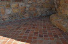 Lanes Ceramics 100x100 clay tile