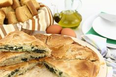 Spanakopita recipe (Traditional Greek Spinach pie with feta)