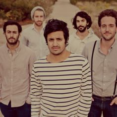 Young the Giant :D anyone of these would do! Haha