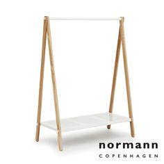 Normann Copenhagen Toj Clothes Rack Large White