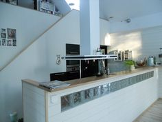 Kitchen under the stairs - Home Decoration Views