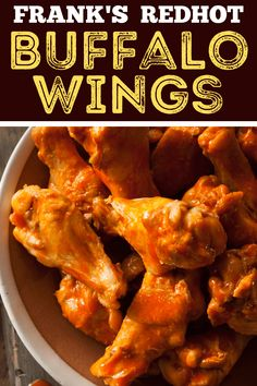 Chicken Wing Sauces, Fried Chicken Wings, Chicken Recipes, Appetizer Recipes, Appetizers, Buffalo Wings, Sweet Sauce, Wing Recipes, Game Day Food