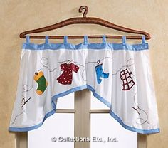 Laundry Room Curtain | review | Kaboodle