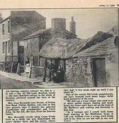 Beeston Leeds Beeston Leeds, Leeds City, Old Pictures, Old Photos, Leeds Castle, Industrial Architecture, Roller Coaster, Vintage Photographs, Far Away