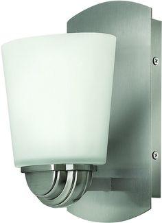 0-010429>Kylie 1-Light Bath Light Brushed Nickel