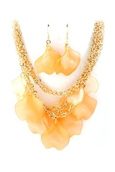 Somerset Petal Necklace | Emma Stine Jewelry Necklaces