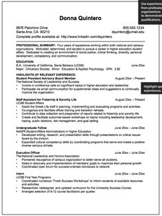 Example Fraternity Resumes   Http://exampleresumecv.org/example Fraternity