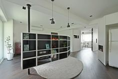 Single Interior Tsao Residence – Room Partitions