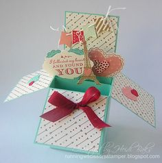 stampin up box - Buscar con Google