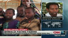 Pray for Somalia facing Famine & be thankful for each day.