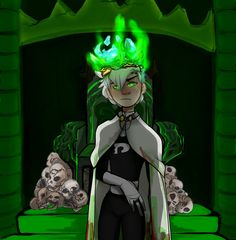 danny phantom ghost king - Google Search