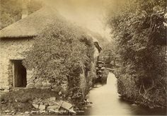 New page on Legendary Dartmoor - Fingle Mill