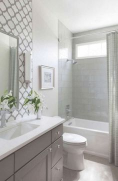 Small Bathroom Tub Ideas components can add a contact of fashion and design to any house. Small Bathroom Tub Ideas can mean many things to many people… Small Basement Bathroom, Small Bathroom Renovations, Tiny Bathrooms, Diy Bathroom Remodel, Shower Remodel, Bathroom Design Small, Simple Bathroom, Bathroom Ideas, Bathroom Designs