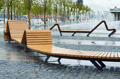 wowhaus reshapes krymskaya embankment into urban park