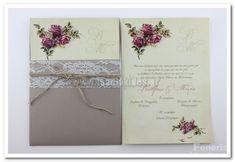 FENERIS-Γάμος προσκλητηρια γάμου.