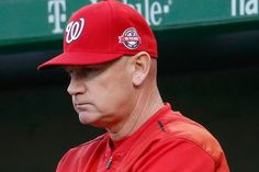 Washington Nationals' skipper Matt Williams on Max Scherzer, missed opportunities