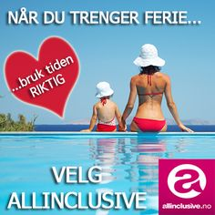 All Inclusive resebyrå - Norge