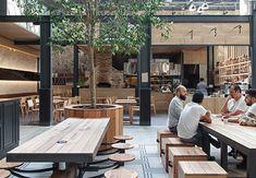 Dust Bakery, Tramsheds – Vie Studio