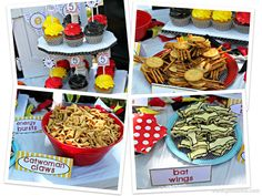 Tattered and Inked: Superhero Fifth Birthday Party!!