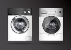 Washing Machine by Desfossez Soazig, via Behance