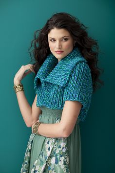 Ravelry: Out of the Blue pattern by Cathy Carron