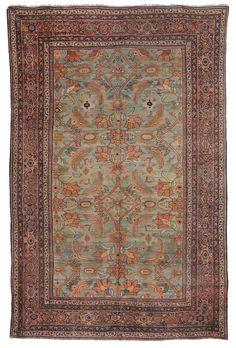 Tappeto Nord Ovest Persia Mahal, fine XIX secolo  from Cambi Casa d'Este