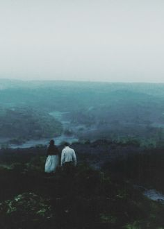 The moors of Wuthering Heights  #inspiration #image #haunting