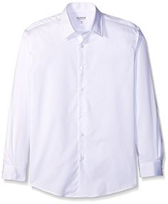 Isaac Mizrahi Big Boys Solid Shirt White 8 -- Visit the image link more details. Note:It is affiliate link to Amazon.