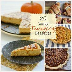 Beyond Pumpkin Pie: 20 Over-the-Top Thanksgiving Dessert Recipes
