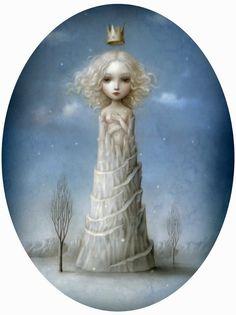 Princesa Nadie: Nicoletta Ceccoli