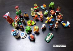 diverses figurines kinder à vendre