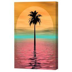 Menaul Fine Art Surreal Palm Limited Edition Canvas - Scott J. Menaul | Wayfair
