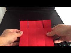 Tulp vouwen - YouTube